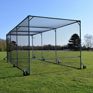 OUTDOOR MOBILE CRICKET CAGES DEM Sports